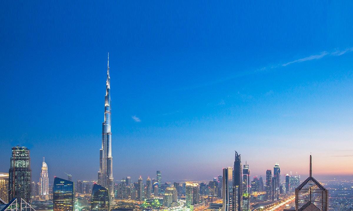 top 5 event destinations in dubai international institute of event